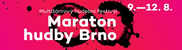 Maraton hudby Brno 2018