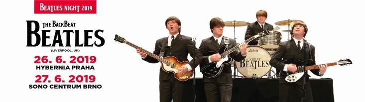 The Backbeat Beatles 2019