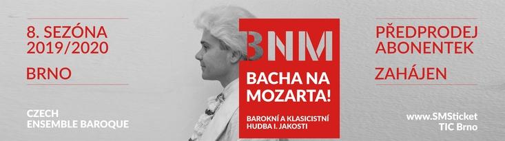 Bacha na Mozarta 2019