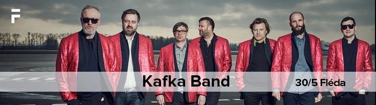 Kafka band květen 2019