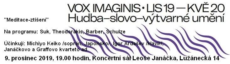 Vox Imaginis 2019