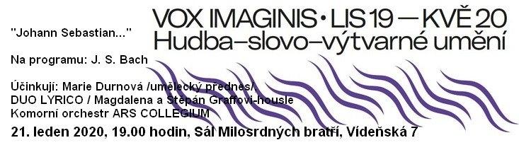 VOX Imaginis leden 2020