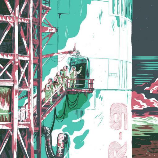nevermore_a_kosmonaut_booklet_XCR-9_Pisnedorakety