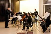 Brno Contemporary Orchestra ameziválečná moderna