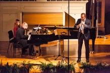 Zpěvy hoboje a klavíru na památku Arnošta Parsche