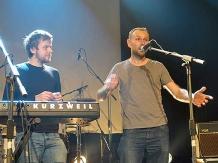 Předávání cen Vinyla: svižný večírek na Flédě