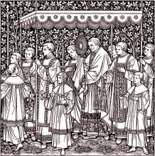 Procesí mezi středověkem, barokem a současností