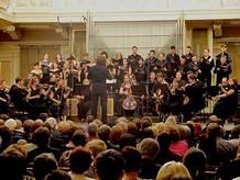 Výtečné Bachovo Vzkříšení a Nanebevzetí. S poděkováním HC Kometa Brno