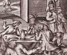 Žebraví hudebníci v Brně roku 1766