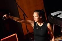 Jana Kirschner a čirá radost z hudby