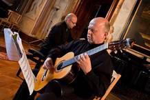 Klavír a kytara. Impresionismus mezi barokními freskami