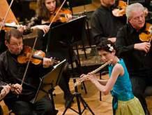 Mozartovy děti, Filharmonie a Novosvětská
