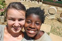 Učitelka v Africe I.: První nádech horkého vzduchu