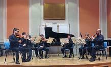 Janáček Ensemble od klasicismu k meziválečné moderně