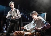 Sweeney Todd oholil své oběti v Divadle na Orlí