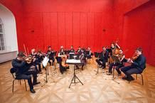 Hlas Ameriky. Cyklus koncertů k výročí konce druhé světové války