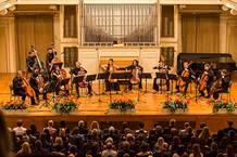 Brněnští violoncellisté: mimořádně zajímavý program, rozpačitá interpretace