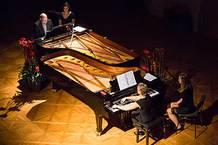 Božské a kosmické vize Oliviera Messiaena na Moravském podzimu