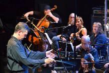 Obrazem: 17. listopad s Plastic People a Filharmonií Brno