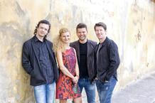 Pavel Haas Quartet a Ivo Kahánek v Besedním domě