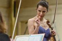 Alina Pogostkina a chladné putování Filharmonie Brno za vzdáleným světlem