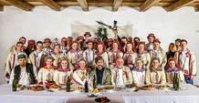 Video: Musica Folklorica a Dušan Holý na krvavé svatbě