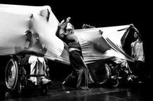 Festival Tanec a handicap: Přehlídka tance a pohybové workshopy