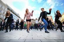 Foto: Brno se stalo na týden hlavním městem stepu