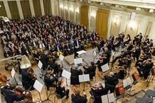 Filharmonie Brno nahrávala pro BBC. Pořad bude vysílán od příštího týdne