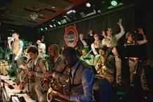B-Side Band oslavil desáté narozeniny doma v Metru