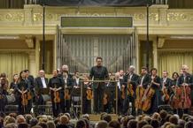 Americká krása a hrdinství v podání brněnských filharmoniků