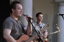 Filip Drlík: Hudba ze světlíku