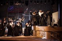Operní komedie Hrabě Ory pod rukama choreografky a tanečnice prokoukla