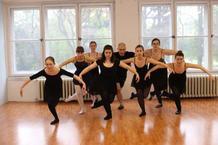 Balladine: Letní škola baletu, contemporary i tance pro děti