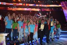 Kantiléna si z European Choir Games odvezla tři zlaté medaile