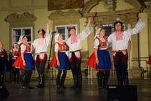 Folklorní soubor Lučina slaví 45 let
