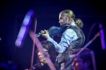 O brněnských Vánocích na Modrých houslích