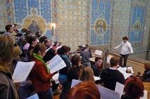 Mariánský koncert Voxu Iuvenalis pro dvacáté století