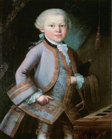 Před 250 lety vystoupil v Brně Wolfgang Amadeus Mozart