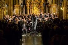 Velikonoční festival duchovní hudby zahájen, ne však bezchybně
