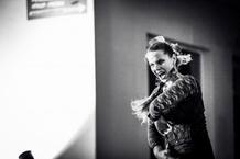 Flamenco: Lucía Ruibal, La Libu a La Rubia