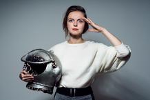 Bára Zmeková vydává album Lunaves. Pokřtí ho v Kabinetu múz