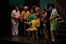 Tajné manželství v Divadle na Orlí