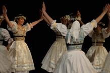 Choreografická rozmanitost Ondráše