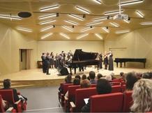 100. výročí brněnské konzervatoře: Koncert Klubu moravských skladatelů