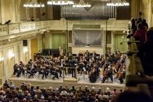 Filharmonie Brno obsazuje pozici hráče 2. houslí