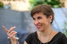 Adéla Polka: Baví mě hledat neotřelé kombinace