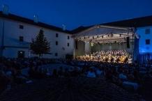 Mezinárodní hudební festival Špilberk: Filharmonie Brno, Moravia Brass Band nebo VUS Ondráš