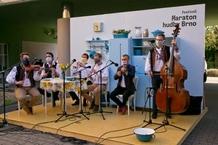 """Maraton hudby Brno posílá """"Pozdrav z kuchyně"""" do domovů pro seniory"""