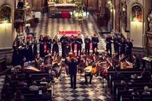 Vánoční koncert Czech Ensemble Baroque můžete sledovat dnes večer online